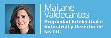 Propiedad Intelectual e Industrial por Maitane Valdecantos