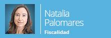Fiscalidad por Natalia Palomares