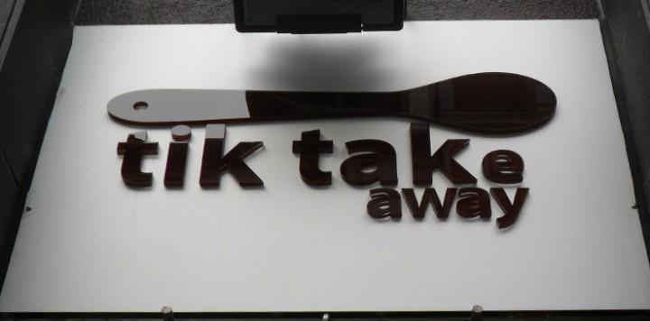 """""""Tik-Tak Janaria es una alternativa a la comida rápida, un restaurante a la carta"""""""