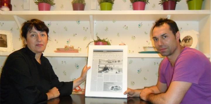 """La Cuchara de Valentina: """"Nuestro éxito está en ofrecer comida casera de calidad en raciones generosas"""""""
