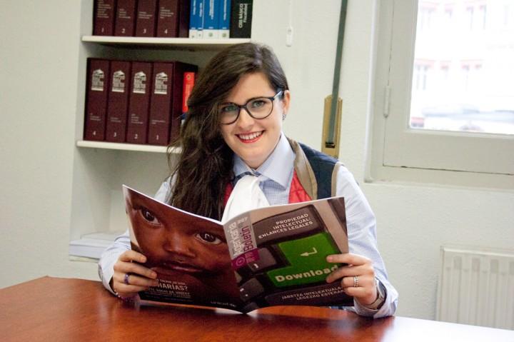 Maitane Valdecantos impartirá un taller en la Escuela de Práctica Jurídica