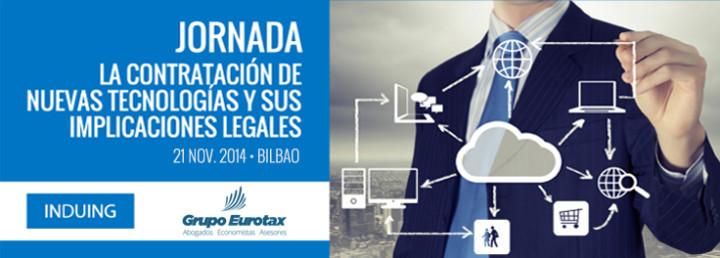 Jornada «Contratación de Nuevas Tecnologías y sus implicaciones legales»