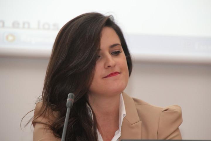 Legalidad en Internet: Maitane Valdecantos en EBE Euskadi 2014