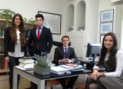 Formación jurídica de futuros profesionales en Grupo Eurotax