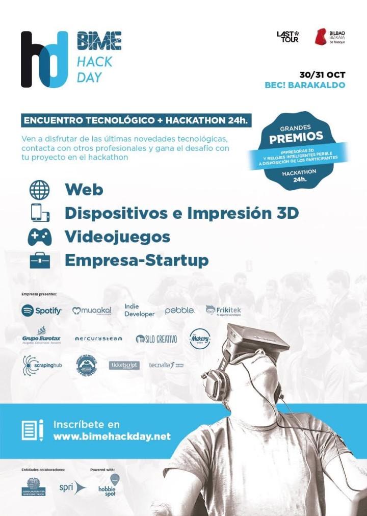 GRUPO EUROTAX estará en el BIME Hack Day con la ponencia de Maitane Valdecantos «Creando sin desafinar»