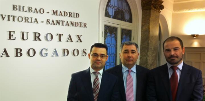 Oscar Alonso y Celestino Martínez, nuevas incorporaciones en Eurotax Abogados