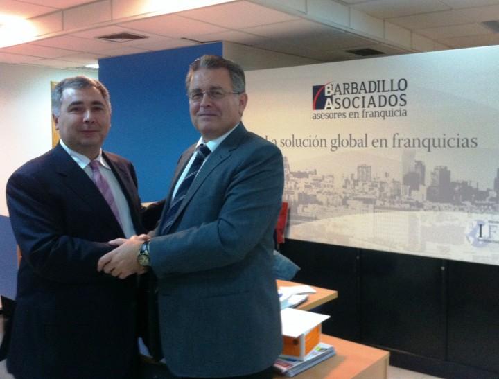 Acuerdo de colaboración entre Grupo Eurotax y Barbadillo Asociados