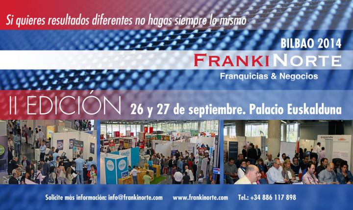 Grupo Eurotax y Barbadillo y Asociados en Frankinorte, II Salón de la Franquicia y Negocios en Bilbao