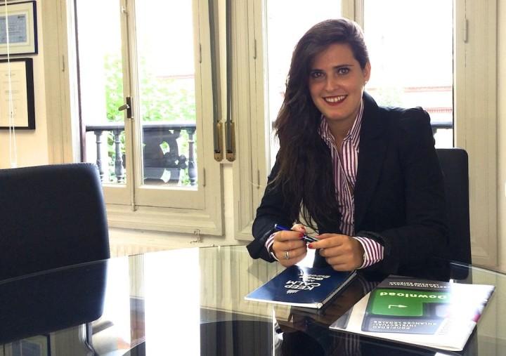 Maitane Valdecantos impartirá el taller «Novedades legales y jurisprudenciales en materia de Propiedad Intelectual»
