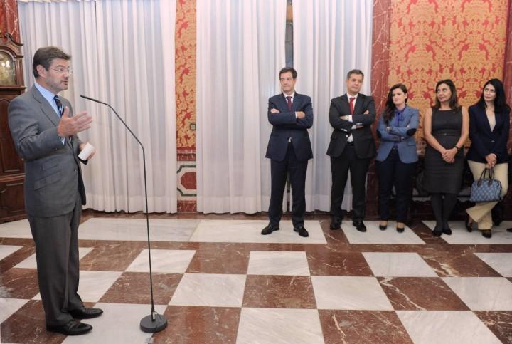 Maitane Valdecantos acude en representación del ICASV al reconocimiento del Ministerio de Justicia a JustiApps